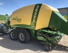 Krone Big Pack 1270 XC Multibale