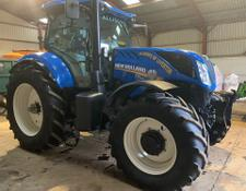 New Holland T7-210 Tractor (JA)