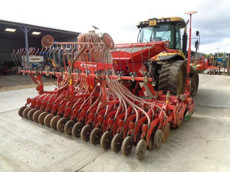 Kverneland 4M I-Drill Pro HD Disc Combination
