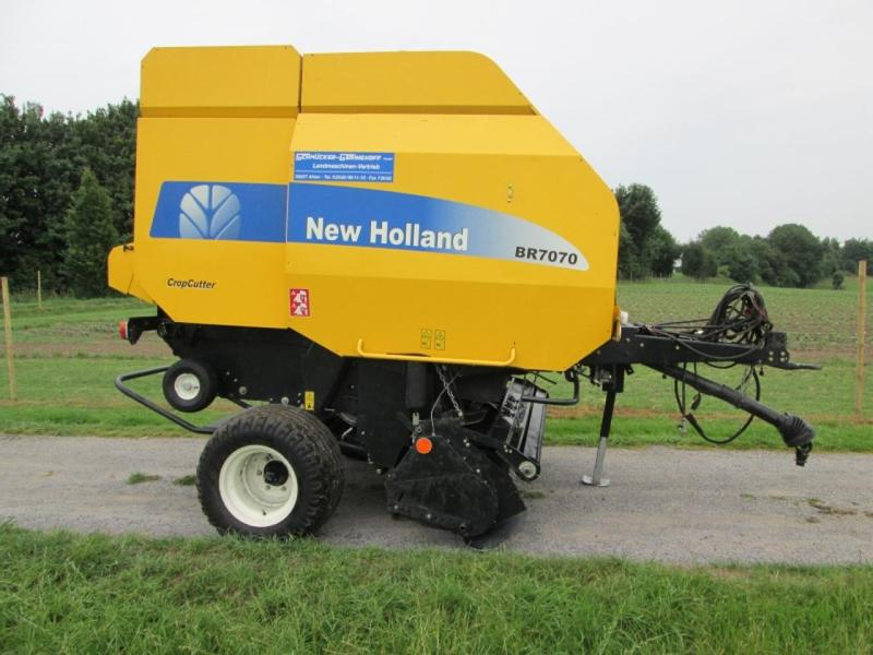 Ford New Holland BR 7070
