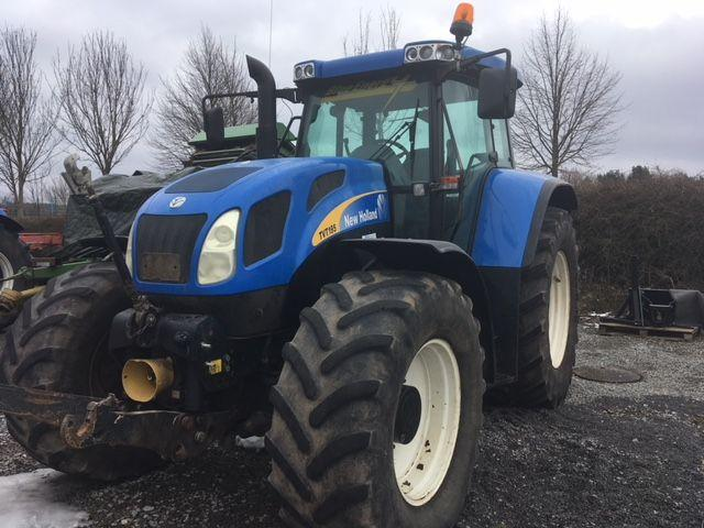 New Holland TV-T 195 Auto Command
