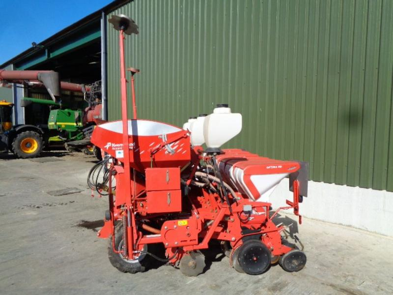 Kverneland / Accord Optima V 6 Row Maize Drill