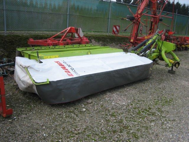 Claas Corto  RC 3050 Plus