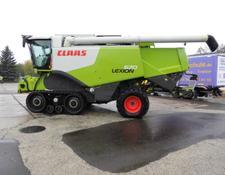 Claas LEXION 670 TT. ALLRAD
