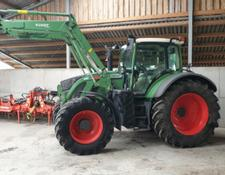 Fendt 720 Vario TMS S4 Version Power  mit Frontlader