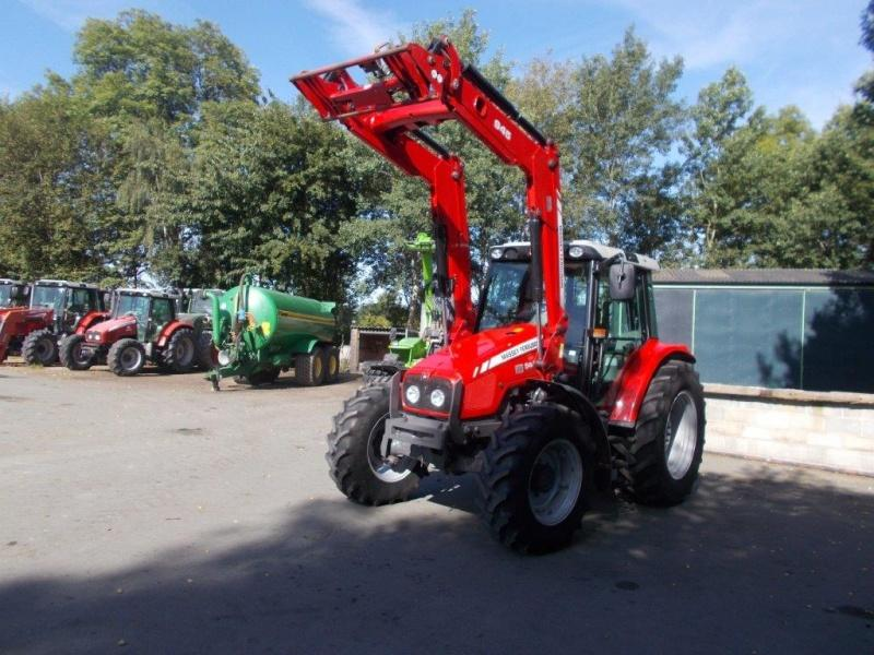 Massey Ferguson MF 5445SN Tractor for sale