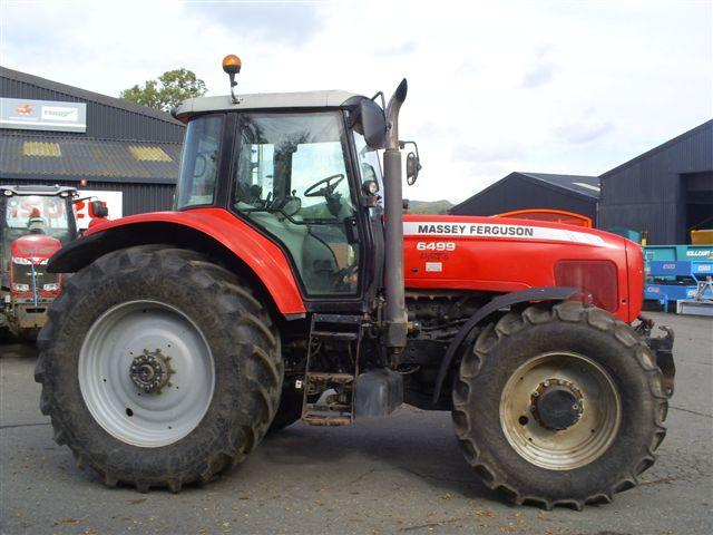 Massey Ferguson MF 6499 TR-405 Tractor for sale