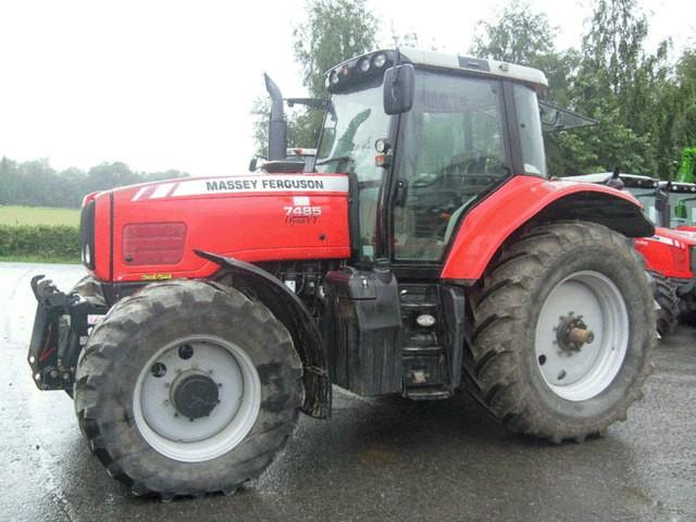 Massey Ferguson MF 7485 Tractor for sale