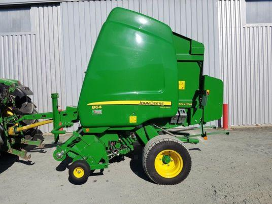 John Deere 864 PACK MC