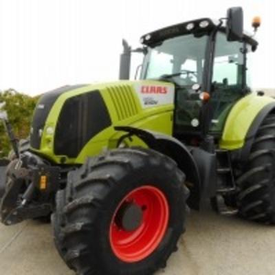 CLAAS850 AXION