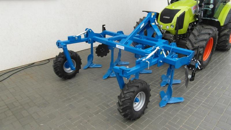 Agripol Frontgrubber