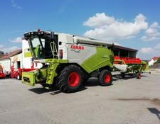 Claas Tucano 430 Tier 4f Demomaschine