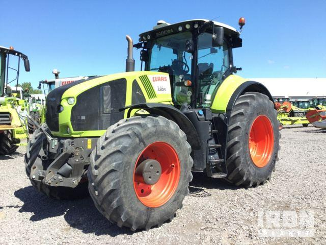 Claas Axion930CMATIC