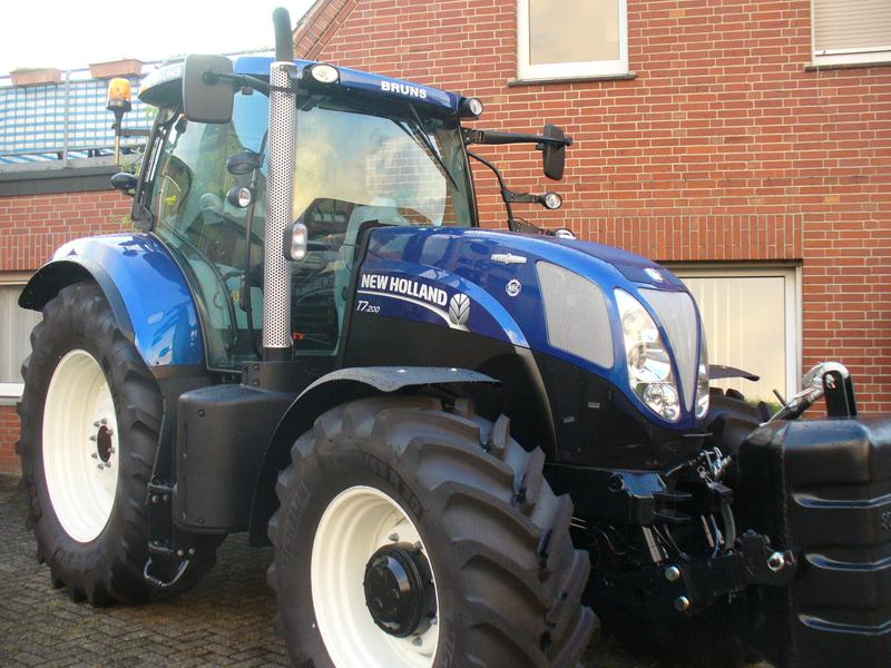 New Holland T7.200 AC