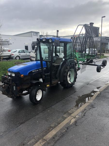 New Holland TN 55 V