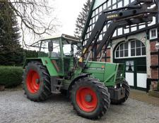 Fendt Favorit 612 LS Turbomatik