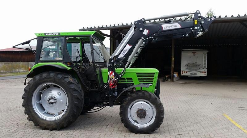Frontlader gebraucht traktorpool