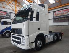 Volvo FH GLOBETROTTER XL 500 EURO 5, 6 X 2 TRACTOR - 2012 - GK62 VKL
