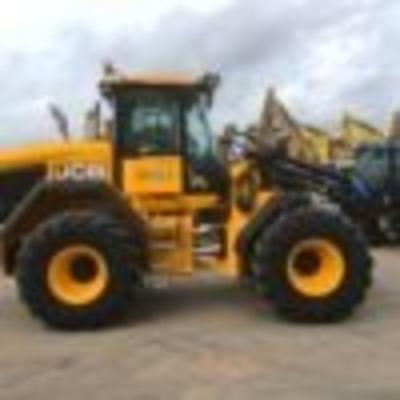 JCB  435S LOADING SHOVEL