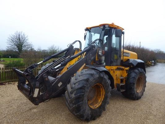 JCB  414S AGRI LOADING SHOVEL