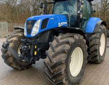 New Holland T6.175 PC  +  T7.270 AC Traktoren im Paket