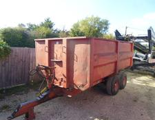 Massey Ferguson TIPPING TRAILER