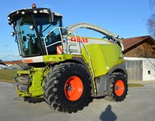 Claas Jaguar 960 V8 *TOP* 4-Trac + PickUp 300 PRO T