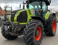 Claas AXION 830 C-matic **FKH & FZW**