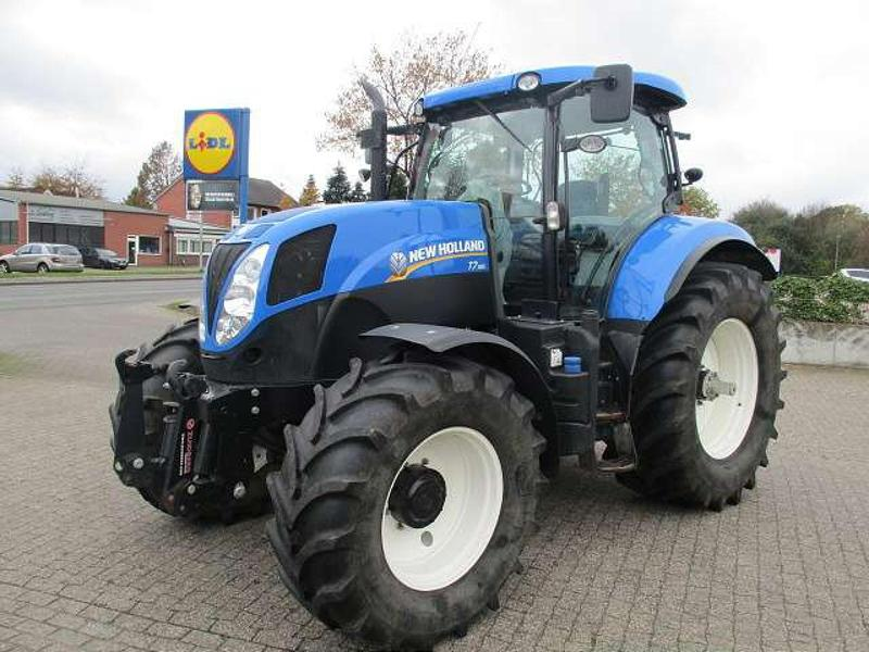New Holland T7.185 RC + PC