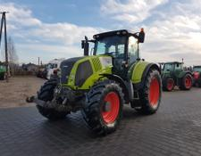 Claas Axion Cebis 830