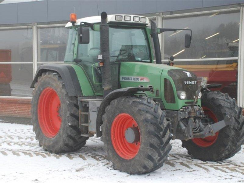 Fendt 820 TMS Autoguide Ready Trimple RTK