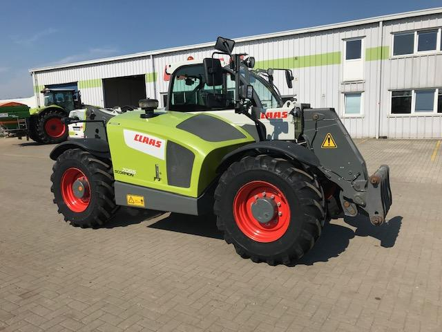 Claas Scorpion 7055 VP+