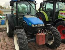 New Holland TN 75S Super Steer