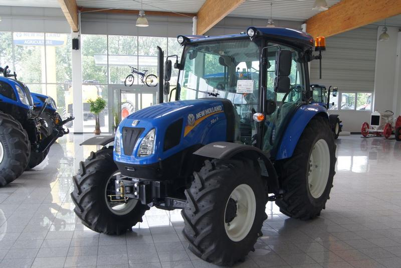 New Holland T4S.55