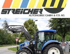 New Holland TD5.85 FL ALÖ Quicke X3 S *Sonderaktion*