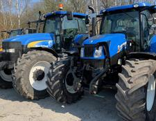 New Holland T 6.175 PC + TM 175 A Traktoren im Paket