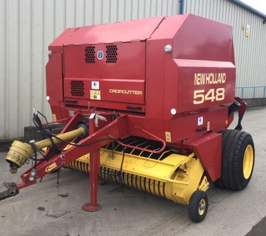 New Holland 584 Baler