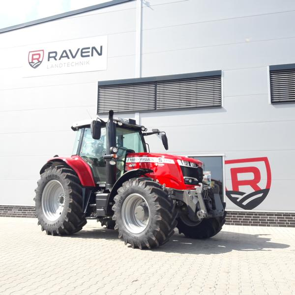 Massey Ferguson 7718 S Dyna 6 Exclusive