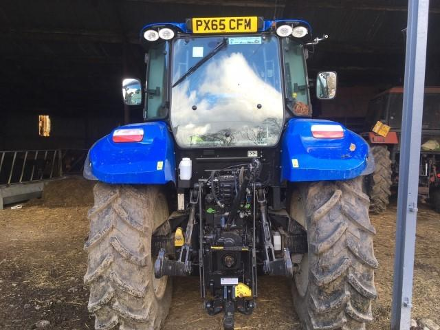 New Holland T5.105 Loader Tractor
