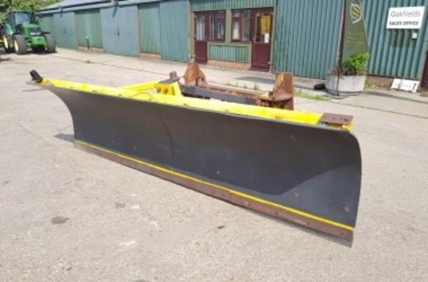 SNOW BLADE TO FIT JCB TELESCOPIC