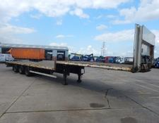 Montracon TRI AXLE STEPFRAME 45FT FLATBED TRAILER - 2006 - C217435