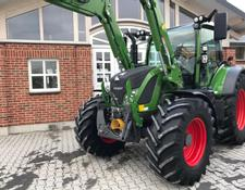 Fendt 516 Vario Profi Plus S4