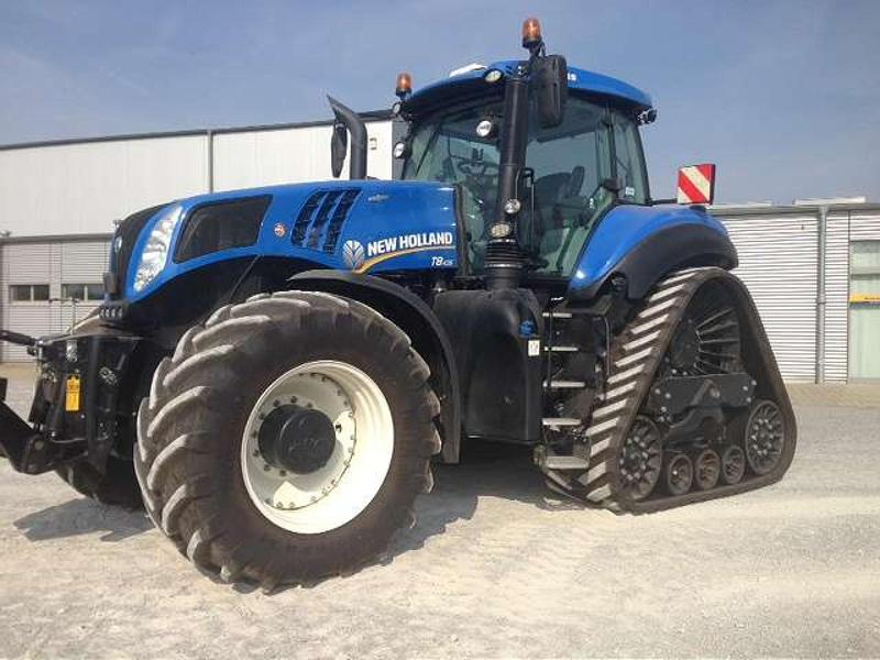 New Holland T8.435 AC SMARTTRAX