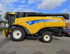 New Holland CX 8050 Allrad