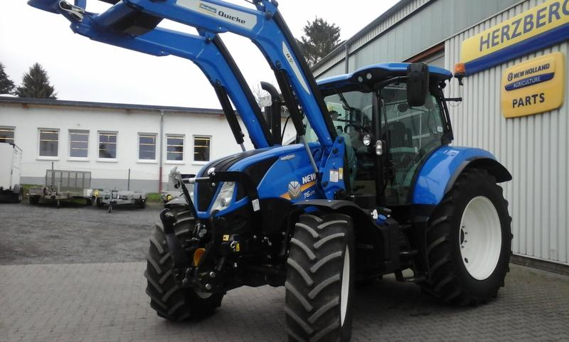 New Holland Traktor New Holland T6.175
