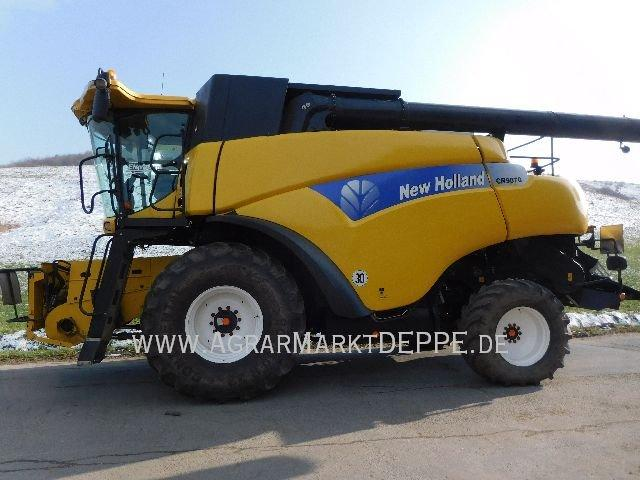 New Holland CR9070 Typ 771