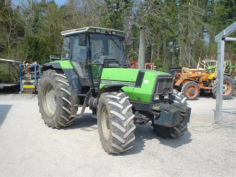 Deutz-Fahr DX 6.61, EZ 08.91, 40 km/h, 7590 BST, DL