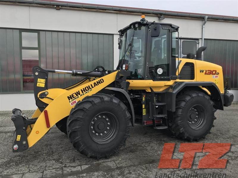 New Holland W130D LR T4B