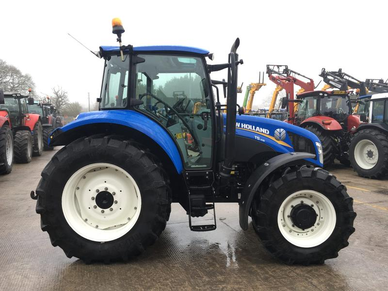 New Holland T5.105 Tractor (ST3950)