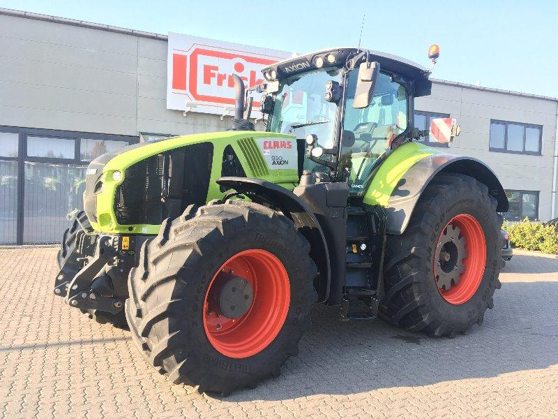 Claas Axion 930 CMatic